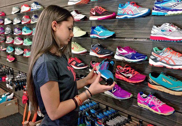 Как выбрать кроссовки для бега: 5 главных критериев