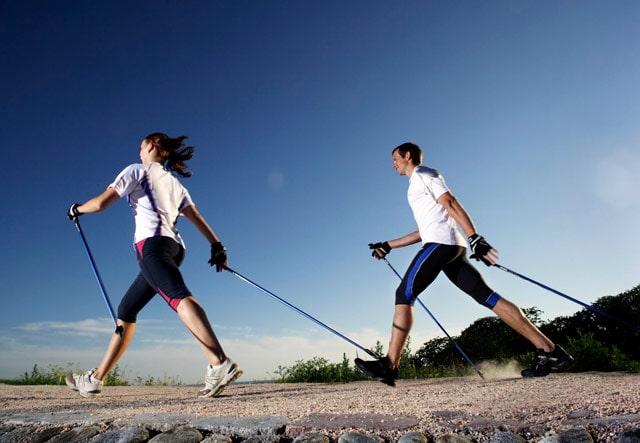 Скандинавская ходьба - это спорт?