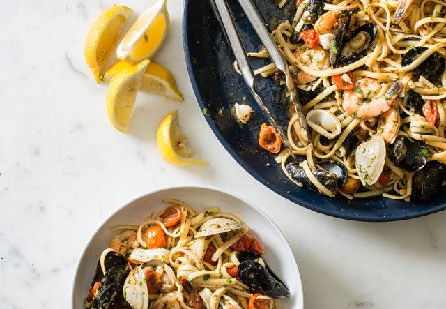 Pasta-party: 10 вкусных рецептов пасты для бегунов