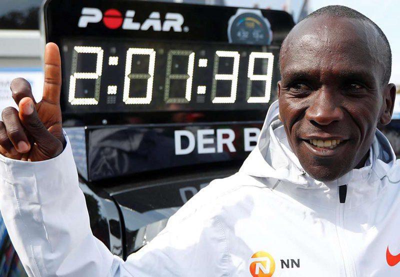 Экипировка Кипчоге: в чем был побит мировой рекорд в Берлине