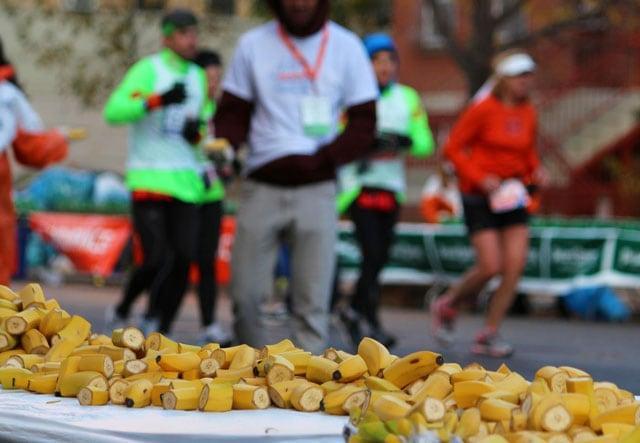 10 главных полезных свойств бананов для бегунов