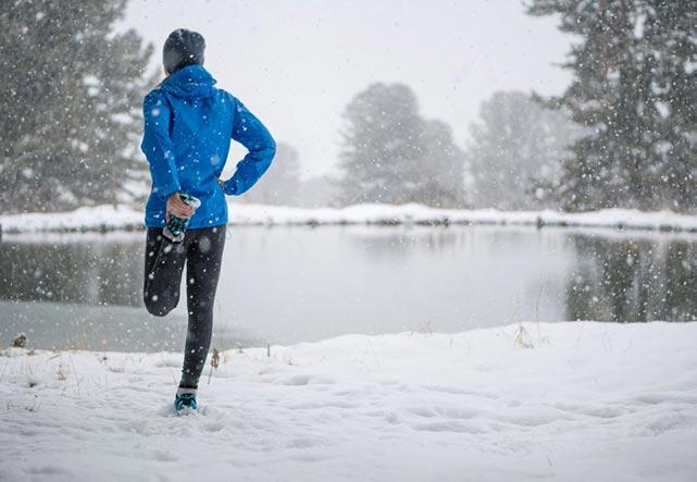Как вернуться в форму к весне после перерыва в беговых тренировках зимой