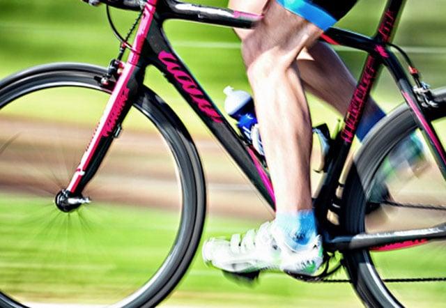 Каденс при езде на велосипеде