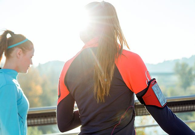 Метод Run – Walk – Run в подготовке бегуна