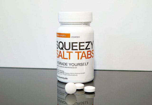 Солевые таблетки Squeezy