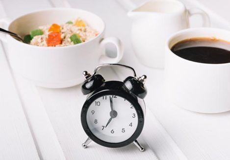 Через сколько после еды можно бегать
