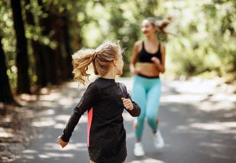 Детский бег: как научить ребёнка бегать и привить ему любовь к лёгкой атлетике