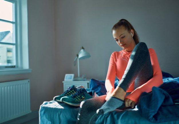 Как выбрать носки для бега: 7 популярных брендов на российском рынке
