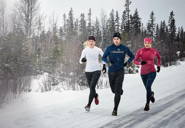 Как выбрать термобельё для бега