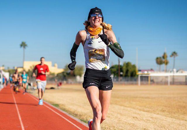 Камилла Херрон: как тренируется рекордсменка в суточном беге