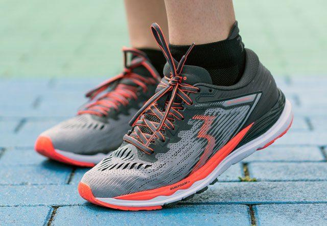 Кроссовки для бега 361° Sensation 4: обзор новинки китайского бренда